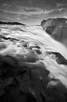 Dettifoss, Iceland BW by Brettc