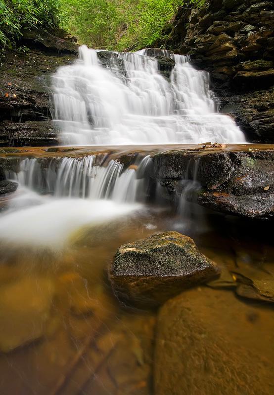 Falls , PA by Brettc