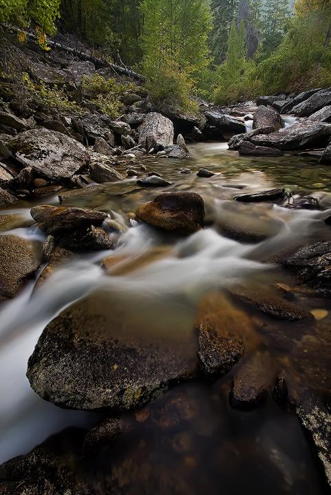 A River Runs Through It... by Brettc