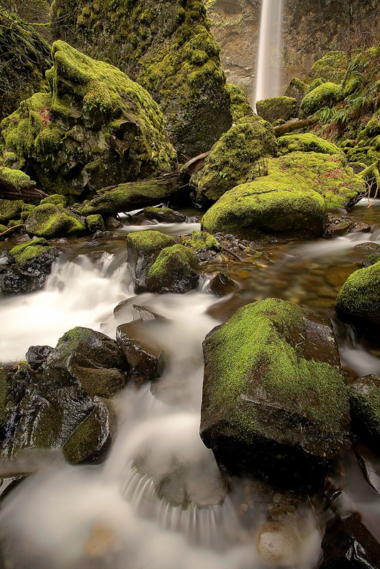 Elowah Falls by Brettc
