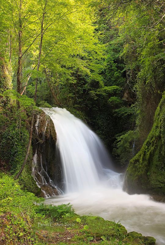 Marmore's Falls by Brettc