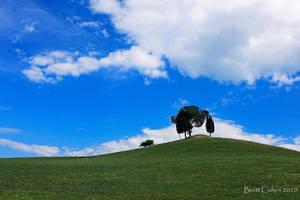 Around The Hills by Brettc