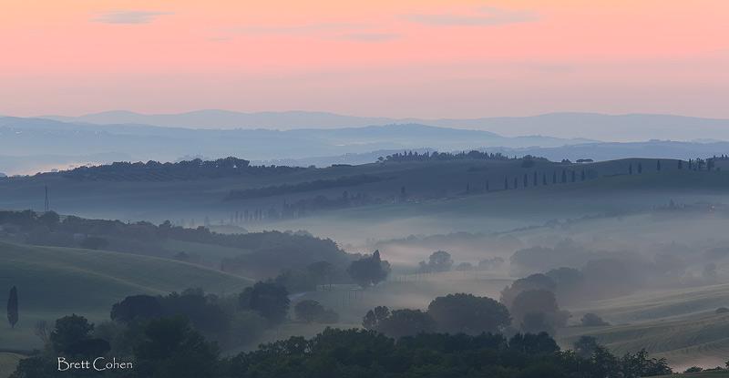 Last Light , Italy by Brettc
