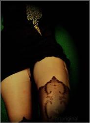 stockings by ArtOriginal