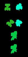 The Real Origins of dA Logo 2014