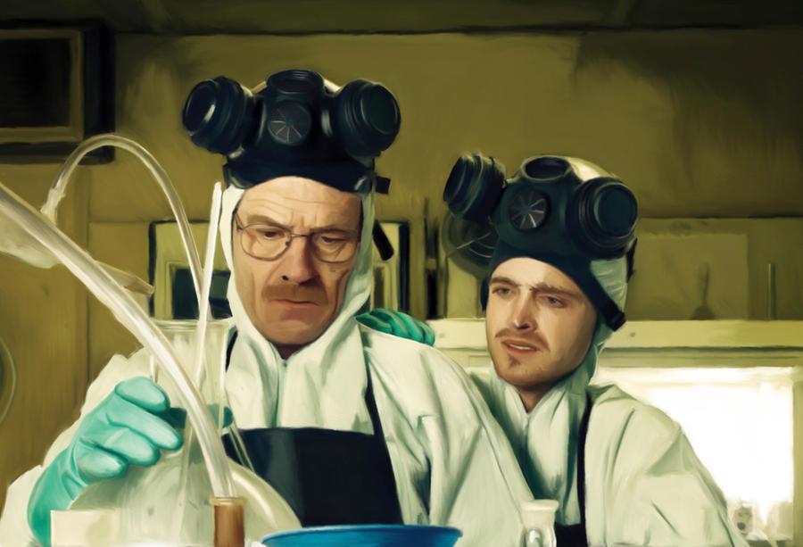 Breaking bad by andrea-gatos