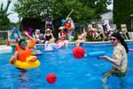 League of Legend Pool Party !