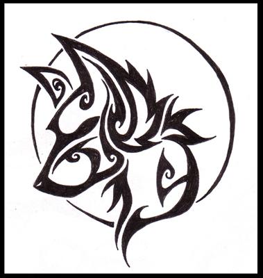 - wolf tattoo - - shoulder tattoo