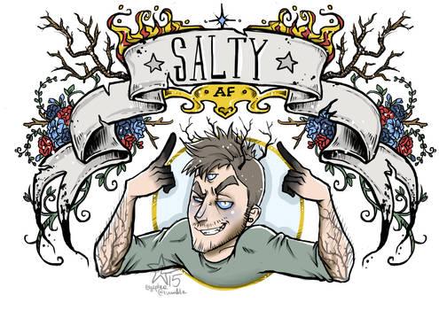 Salty AF - Tres