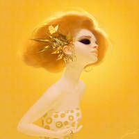 Marigold by thienbao