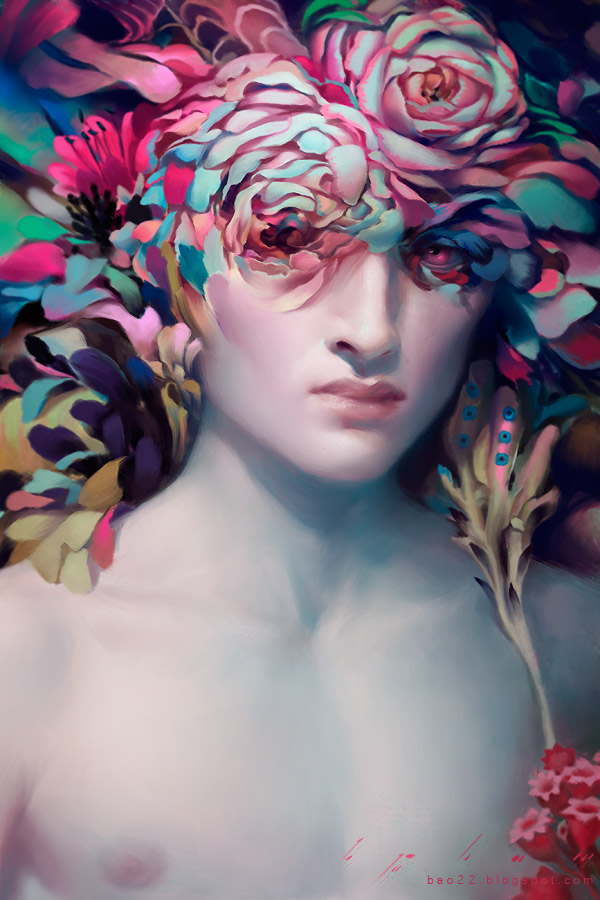 Narcissus by thienbao