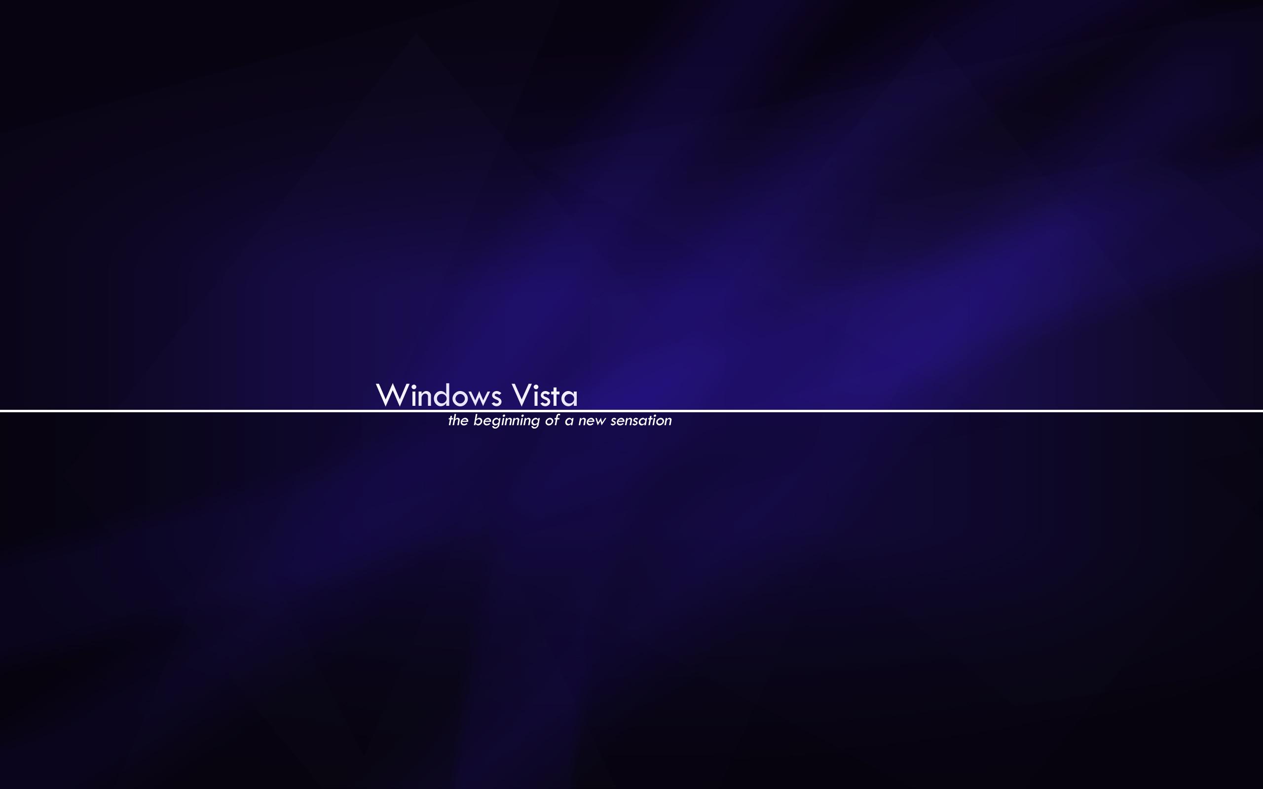 Basic Blue Vista Wall
