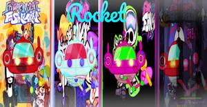 Rocket in FNF