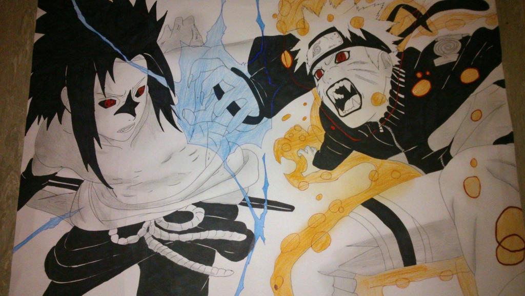 Naruto Uzumaki Vs Sasuke Uchiha Sasuke Uchiha Vs Naruto