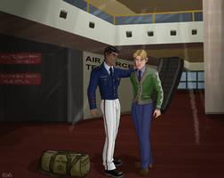 Leaving on a Jet Plane by Elikal