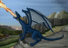 Dragon by Elikal