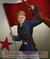 Revolution Now by Elikal