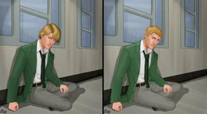 Elikal - Yamato Ishida (version 2 and 3) by Elikal