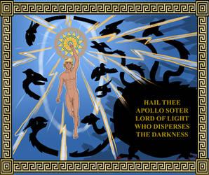 Apollo Soter by Elikal