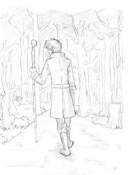 wanderer by Elikal