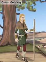 Casval Eschberg my DSA Druid