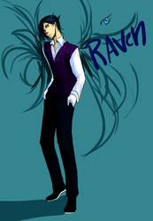 Character design, Raven