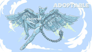 [OPEN] Adoptable adoptvk auction #11 by ADOPTVK