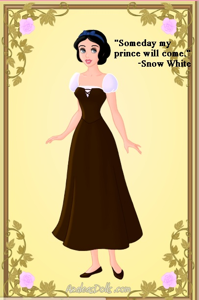 Snow White Formal Dresses