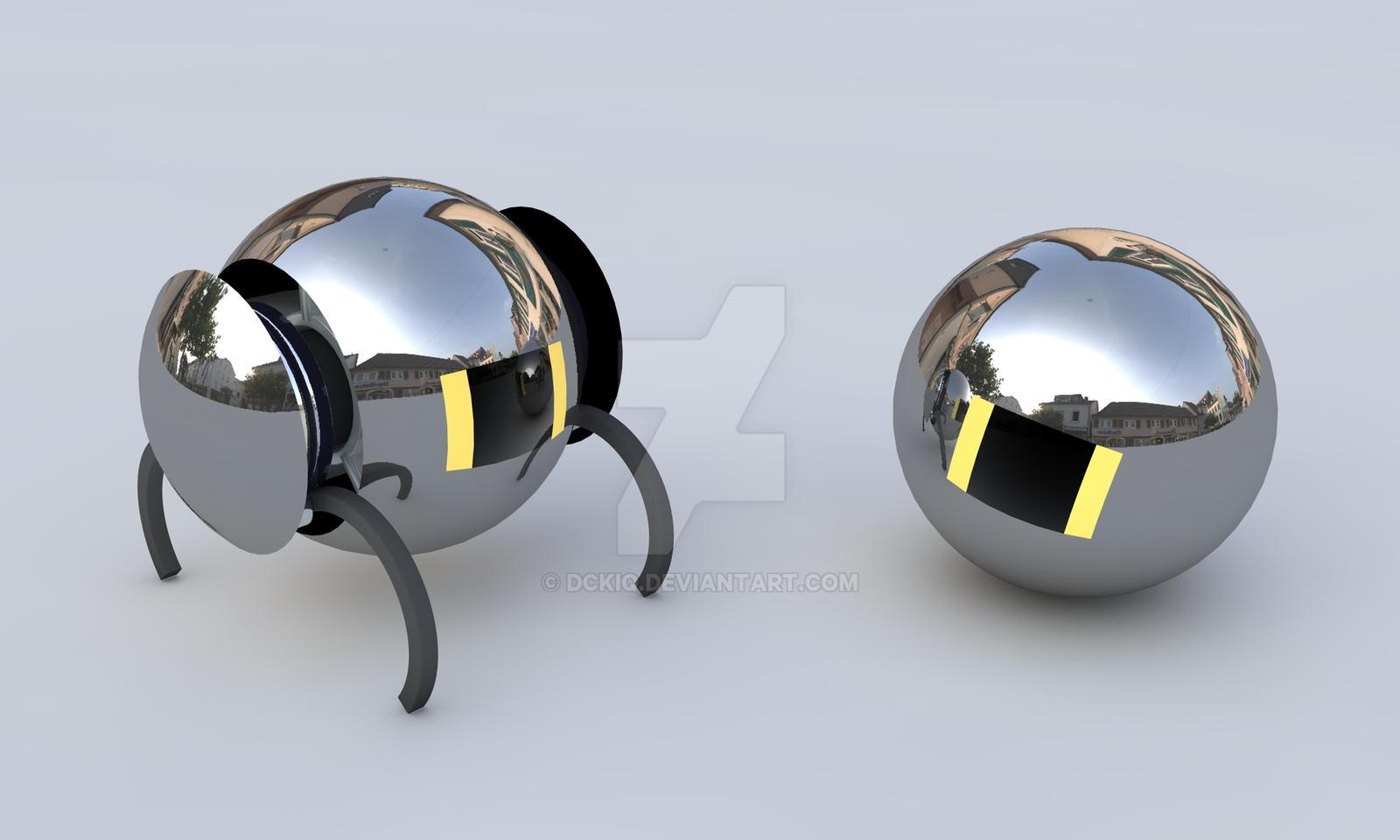 Spheroid by DCkiq