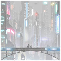 Deep in the Kingdom - Snow Village by DCkiq