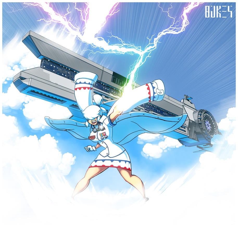 Captain Thunderthighs by DCkiq