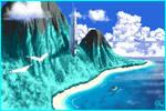 Silver Moon - Scientific Outpost - Island