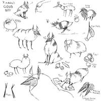 The Alaan - Yindako's Answer to Earth's Dogs by DCkiq
