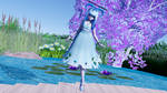 .:MMD:. MOTME for April (Jingii) by AngelicOceanboy