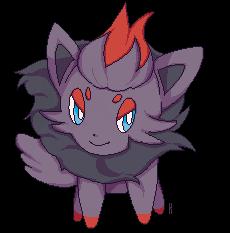 Free to Use Pokemon Images Free__zorua_pagedoll_by_kirimimi-d891lvm
