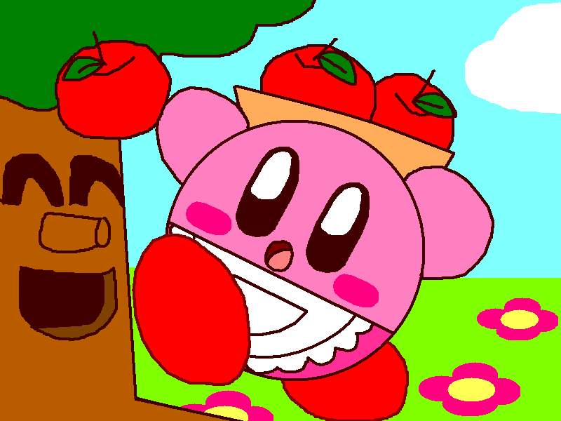 Chef kirby the catch apple by num kirby on deviantart chef kirby the catch apple by num kirby voltagebd Gallery