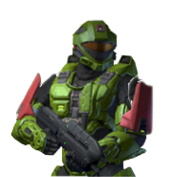 Halo 3 Spartan-ShinySpot2001 by qualiva