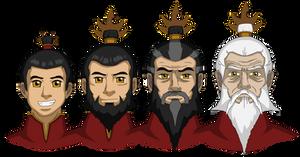 Fire Lord Sozin Aging