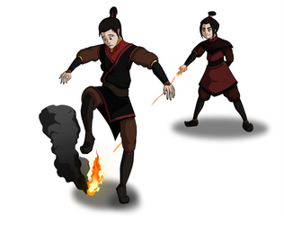 Villainous Siblings by JTD95