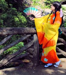 Kamiya Kaoru Cosplay