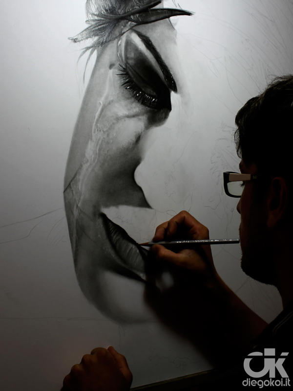 Nuovo lavoro by DiegoKoi