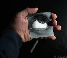 Me stesso by DiegoKoi