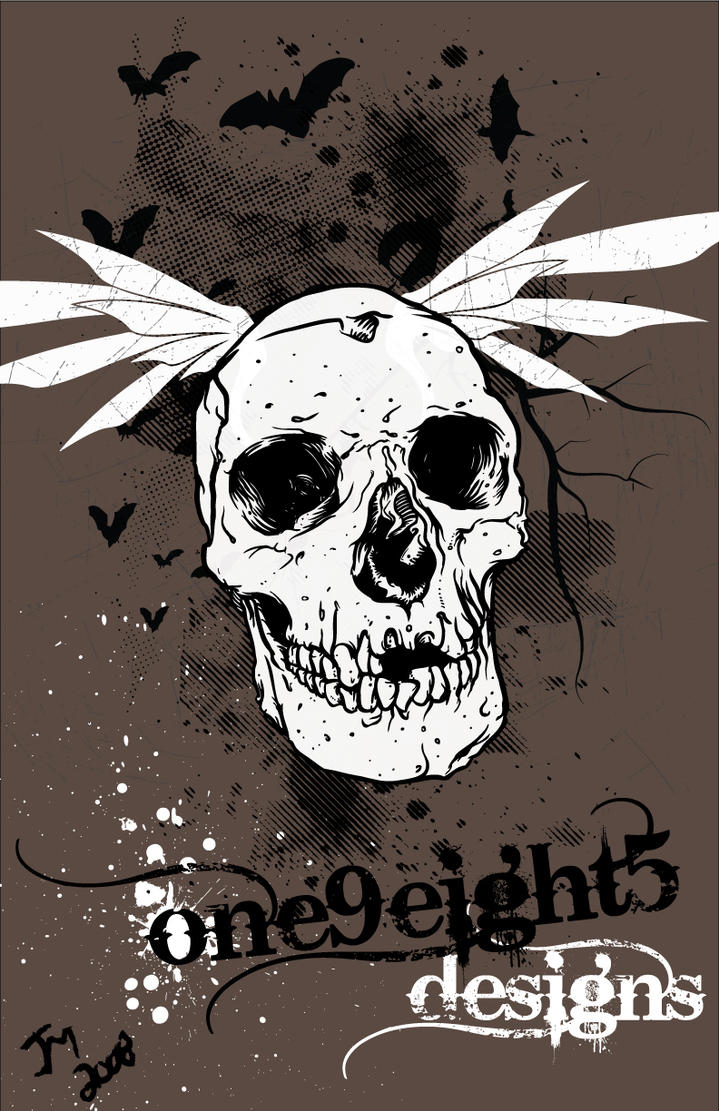 one9eight5 promo poster by one9eight5