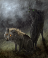 Yes, we are wolves by WolfsECHO
