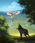 Key bringer by WolfsECHO