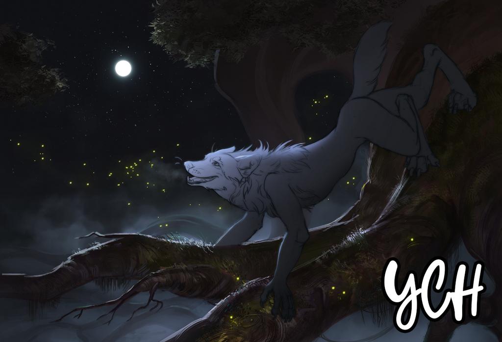 YCH Fireflies by WolfsECHO