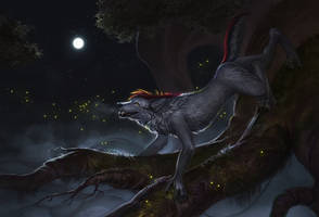 Fireflies by WolfsECHO