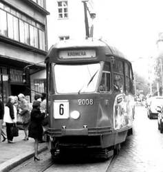 Polish streetcar by Cyowa