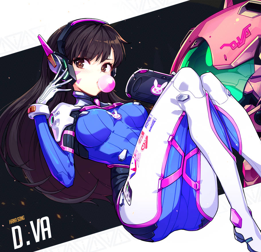 My Yandere Gamer (Yandere D Va x Male reader) by SharkyX7 on