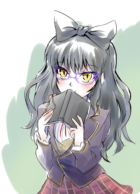 Can't Smile Without You (Blake X Male Reader) by SharkyX7 on DeviantArt